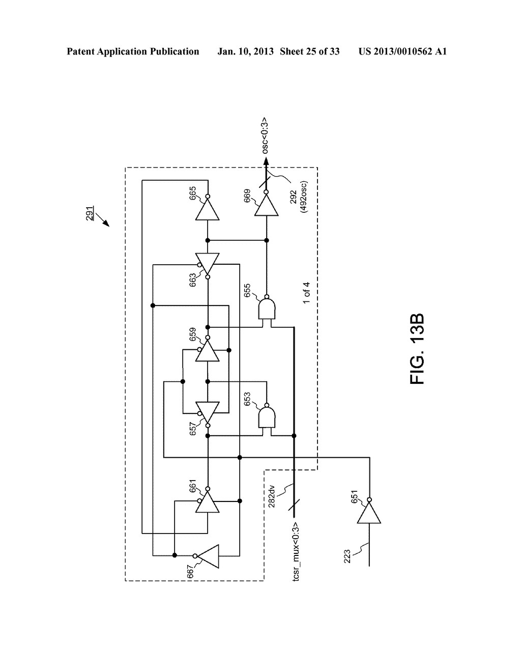 DYNAMIC RANDOM ACCESS MEMORY DEVICE AND METHOD FOR SELF-REFRESHING MEMORY     CELLS WITH TEMPERATURE COMPENSATED SELF-REFRESH - diagram, schematic, and image 26