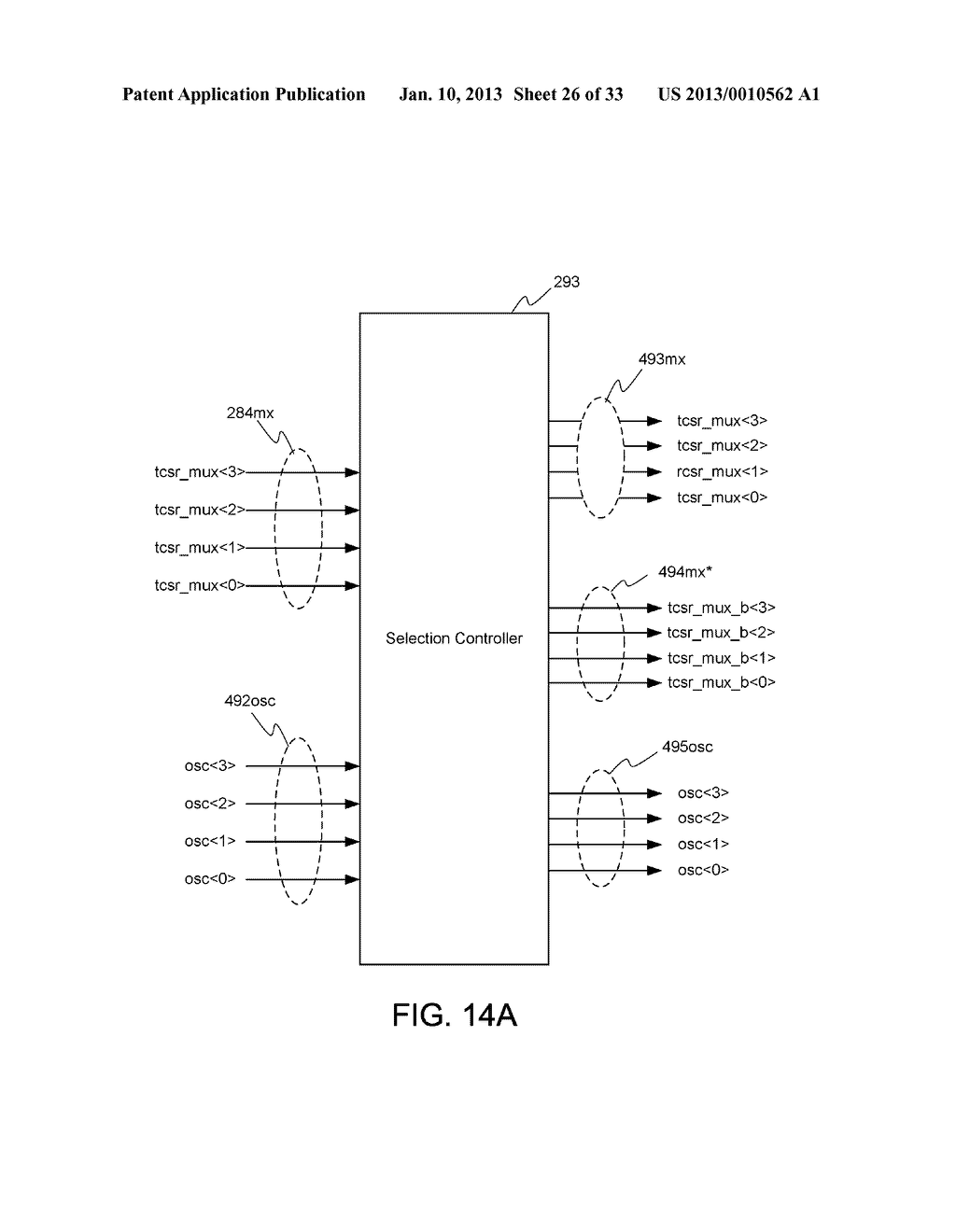 DYNAMIC RANDOM ACCESS MEMORY DEVICE AND METHOD FOR SELF-REFRESHING MEMORY     CELLS WITH TEMPERATURE COMPENSATED SELF-REFRESH - diagram, schematic, and image 27