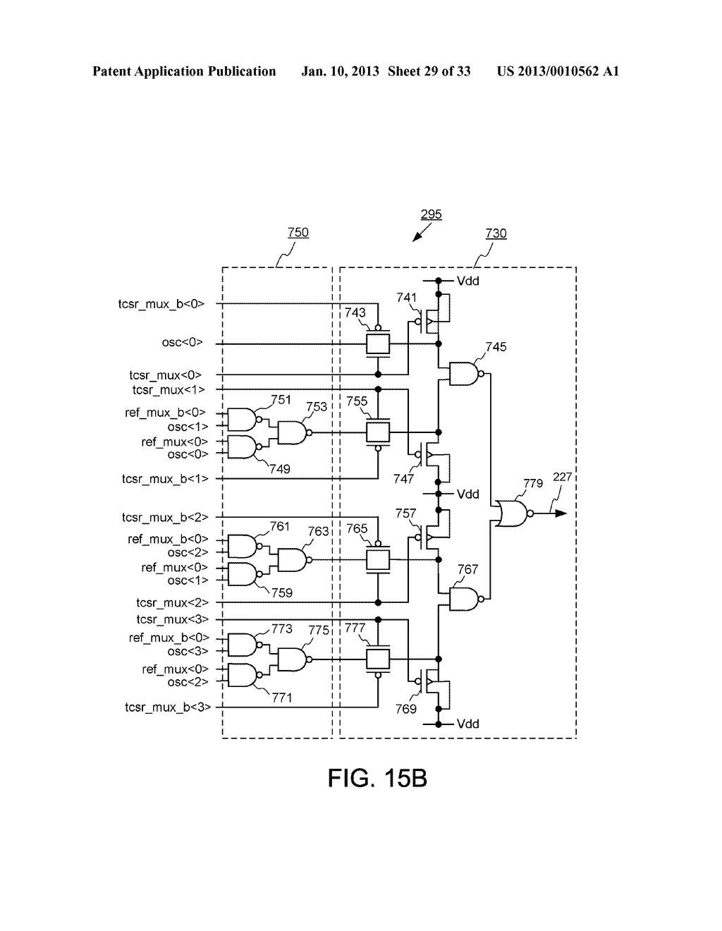 DYNAMIC RANDOM ACCESS MEMORY DEVICE AND METHOD FOR SELF-REFRESHING MEMORY     CELLS WITH TEMPERATURE COMPENSATED SELF-REFRESH - diagram, schematic, and image 30