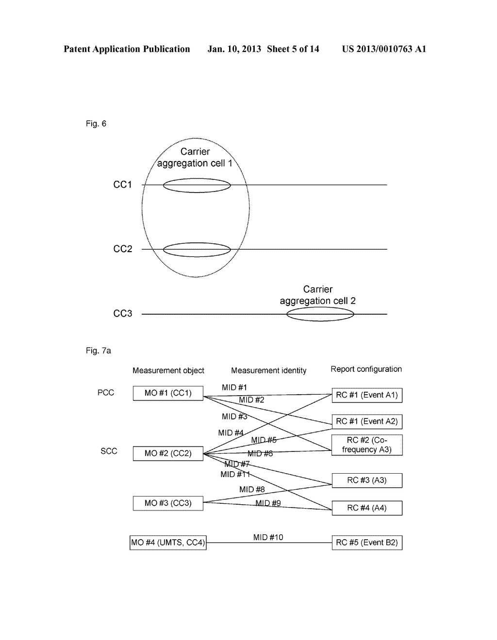 Method And System For Processing Measurement Task In Carrier Aggregation     System - diagram, schematic, and image 06