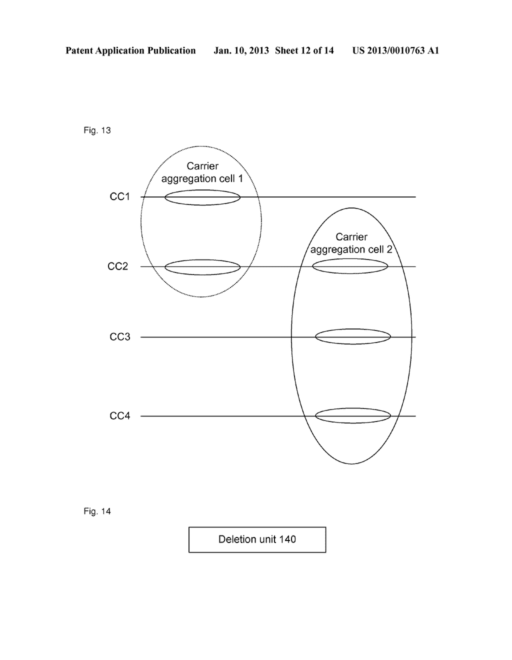 Method And System For Processing Measurement Task In Carrier Aggregation     System - diagram, schematic, and image 13