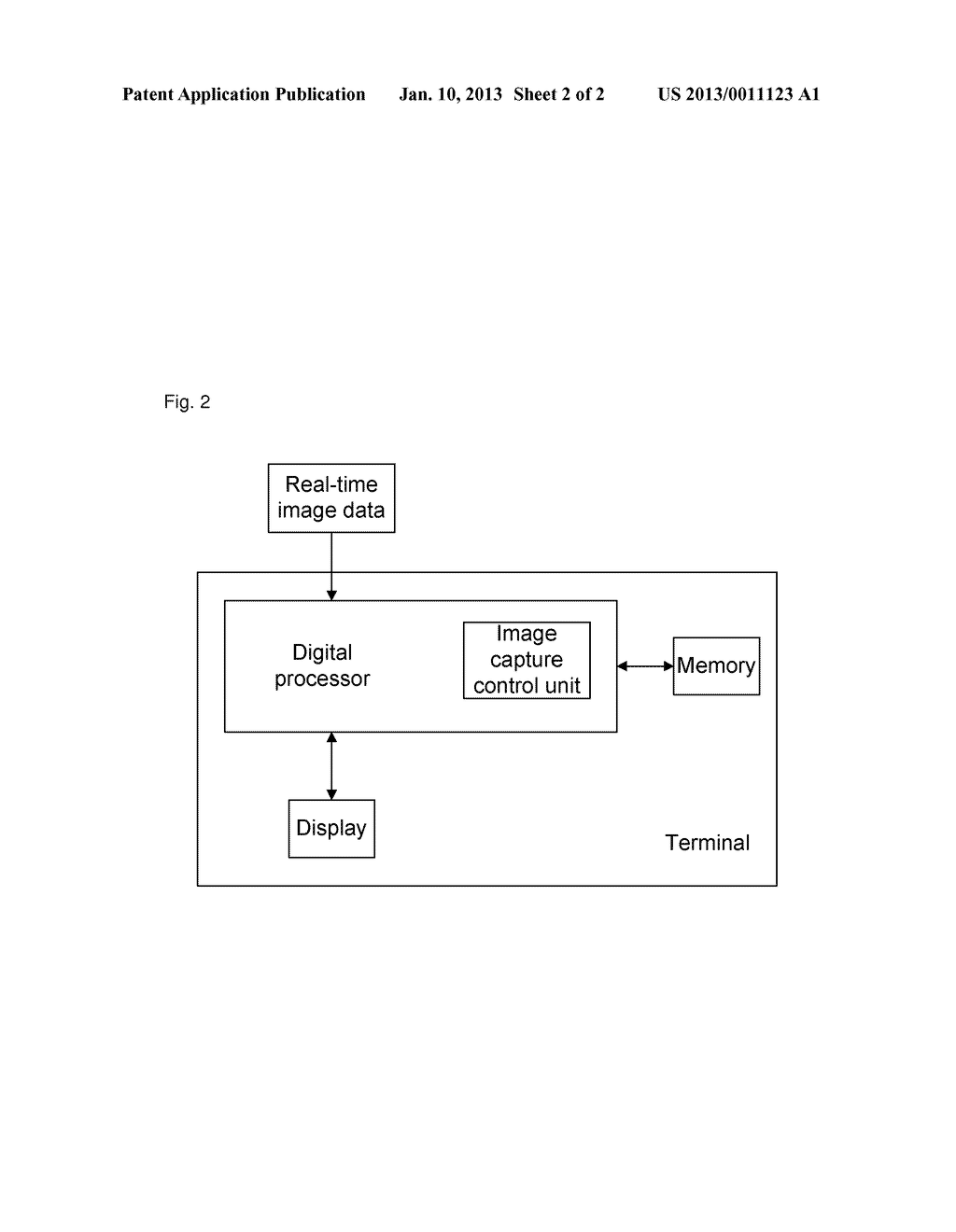 Method and terminal for video processing - diagram, schematic, and image 03