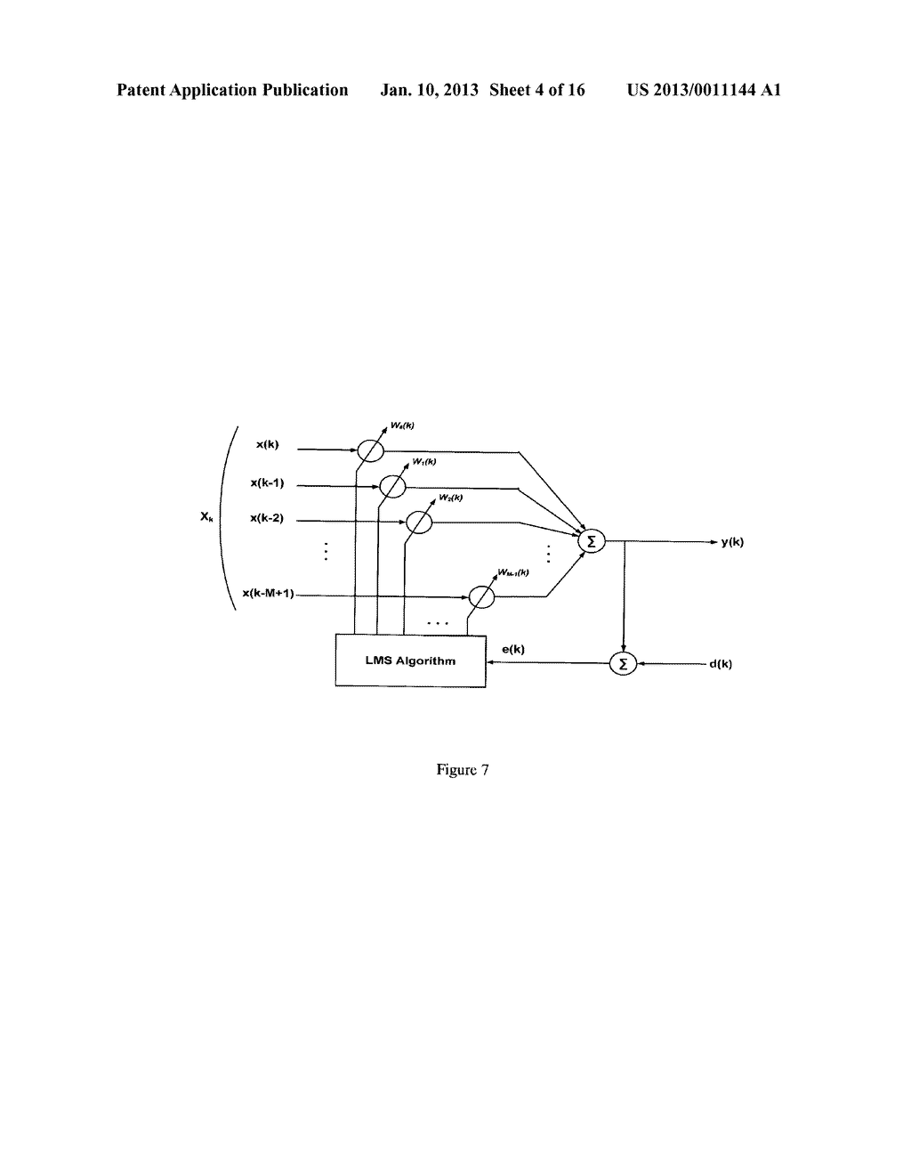 METHOD AND APPARATUS FOR NOISE CANCELLATION - diagram, schematic, and image 05