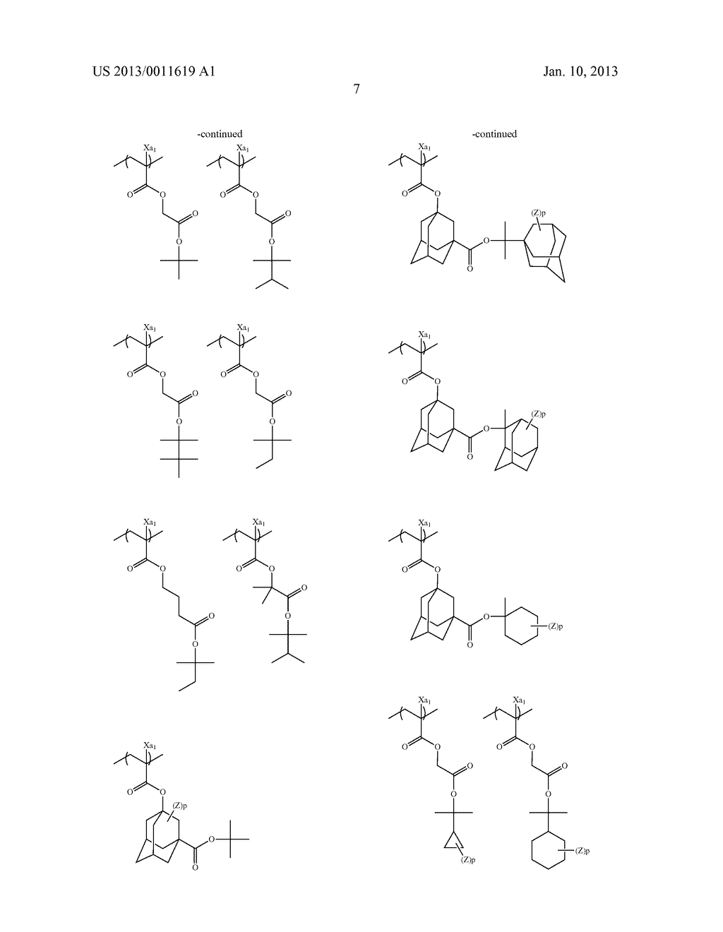 PATTERN FORMING METHOD, CHEMICAL AMPLIFICATION RESIST COMPOSITION AND     RESIST FILM - diagram, schematic, and image 09
