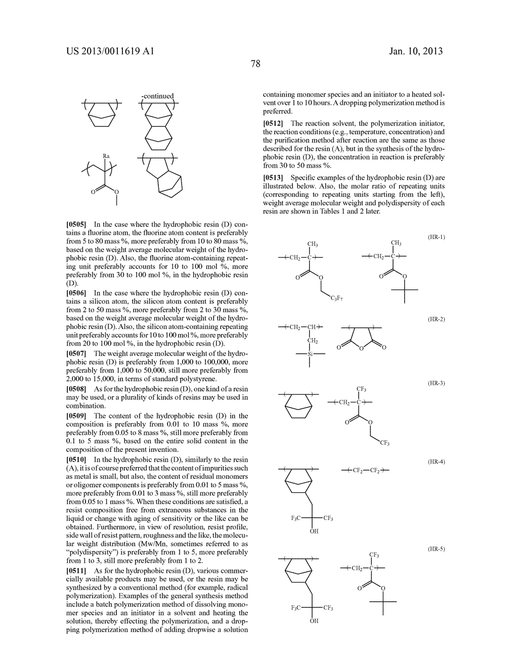 PATTERN FORMING METHOD, CHEMICAL AMPLIFICATION RESIST COMPOSITION AND     RESIST FILM - diagram, schematic, and image 80