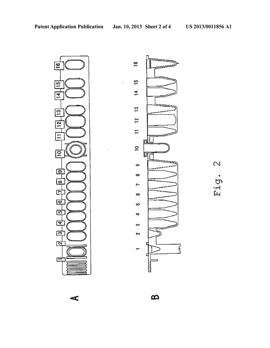 CARTRIDGE FOR AUTOMATIC MEASUREMENT AND MEASURING DEVICE USING THE SAME - diagram, schematic, and image 03