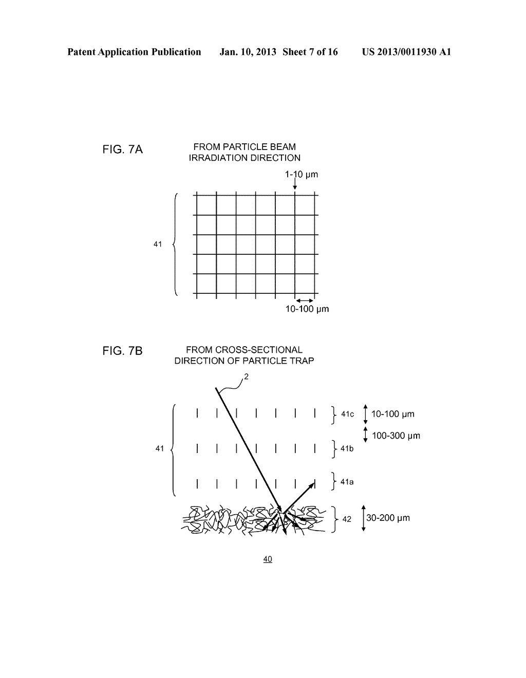 METHOD OF ANALYZING MICROPARTICLE COMPOSITION AND MICROPARTICLE     COMPOSITION ANALYZING DEVICE - diagram, schematic, and image 08