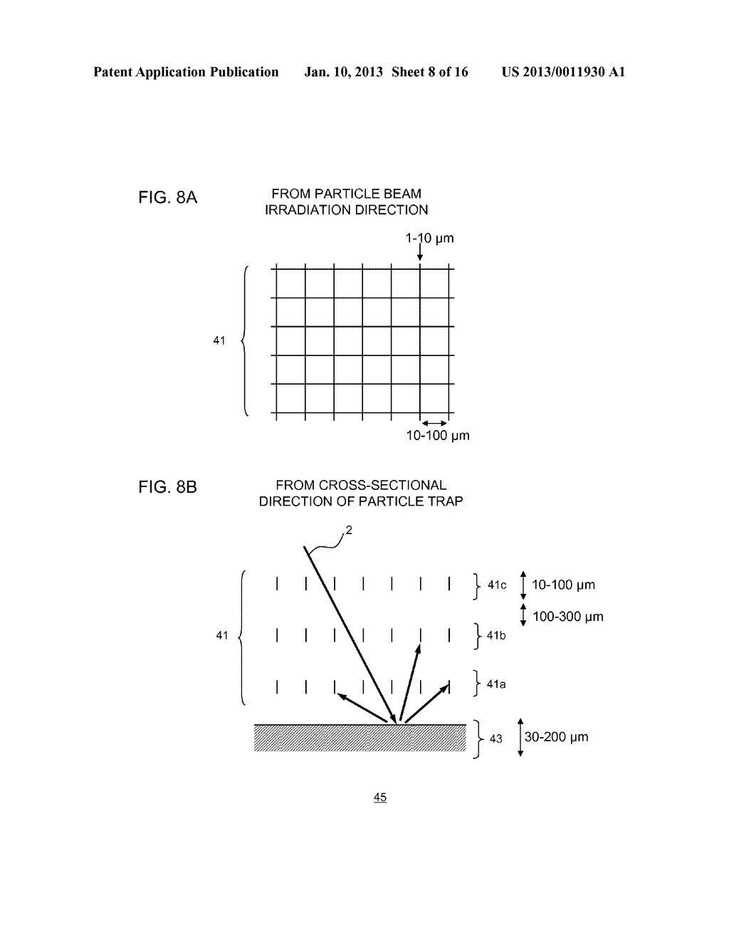 METHOD OF ANALYZING MICROPARTICLE COMPOSITION AND MICROPARTICLE     COMPOSITION ANALYZING DEVICE - diagram, schematic, and image 09