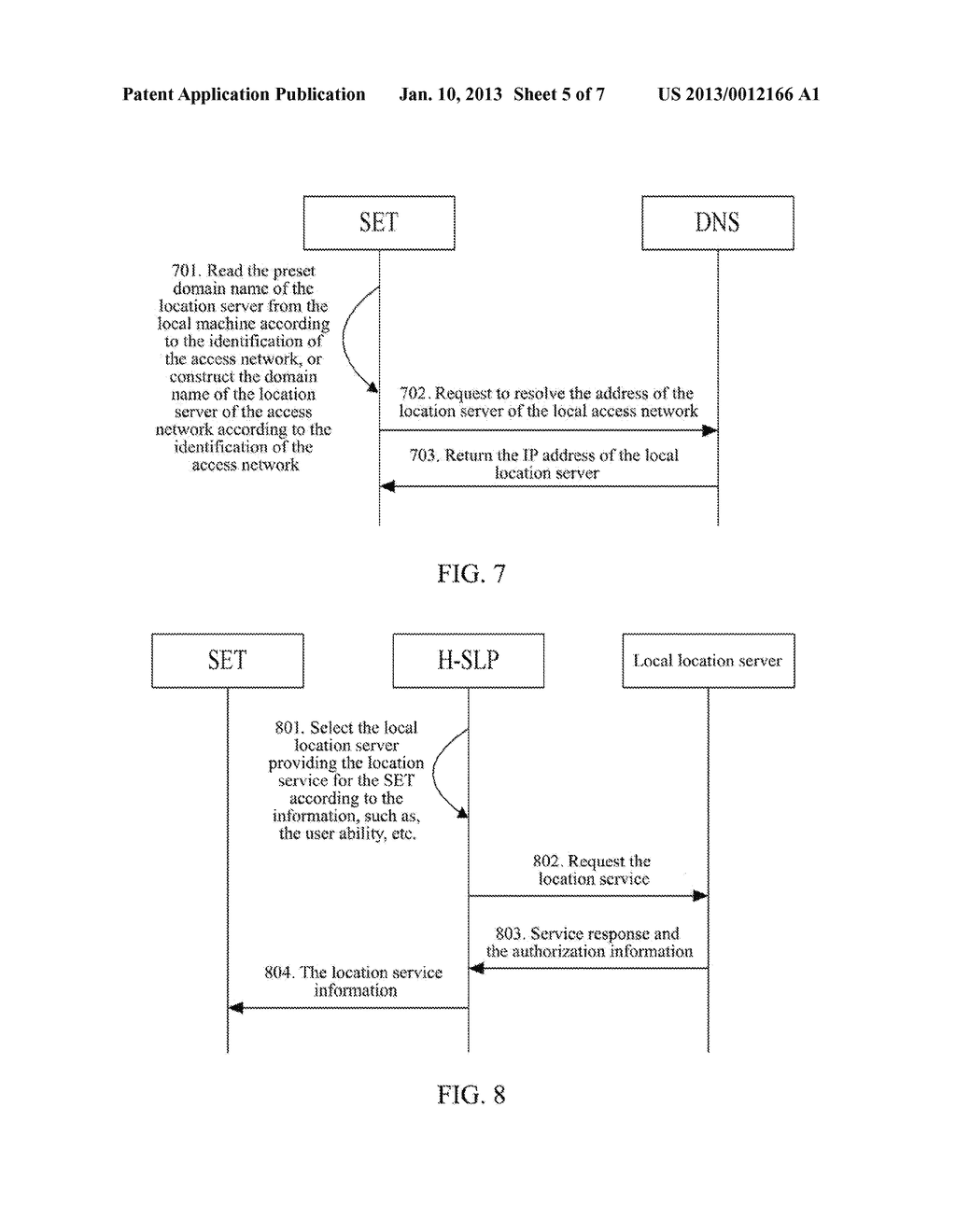 Location Method, Device and System for Secure User Plane Location Enabled     Terminal - diagram, schematic, and image 06