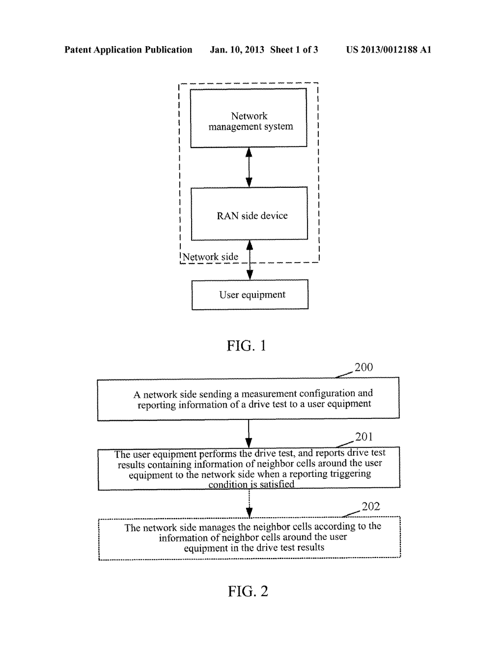 METHOD AND SYSTEM FOR REPORTING NEIGHBOR CELL INFORMATION - diagram, schematic, and image 02