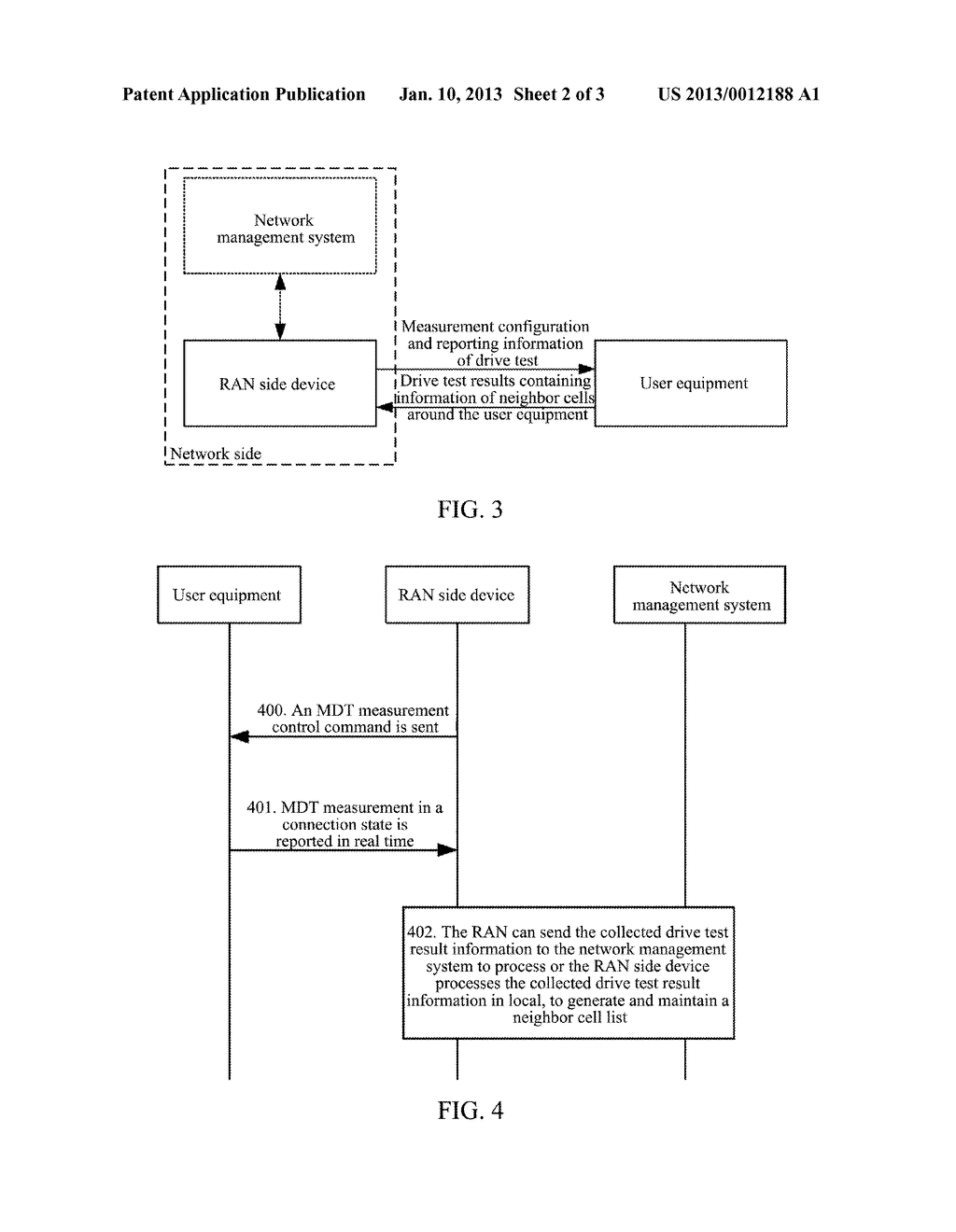 METHOD AND SYSTEM FOR REPORTING NEIGHBOR CELL INFORMATION - diagram, schematic, and image 03