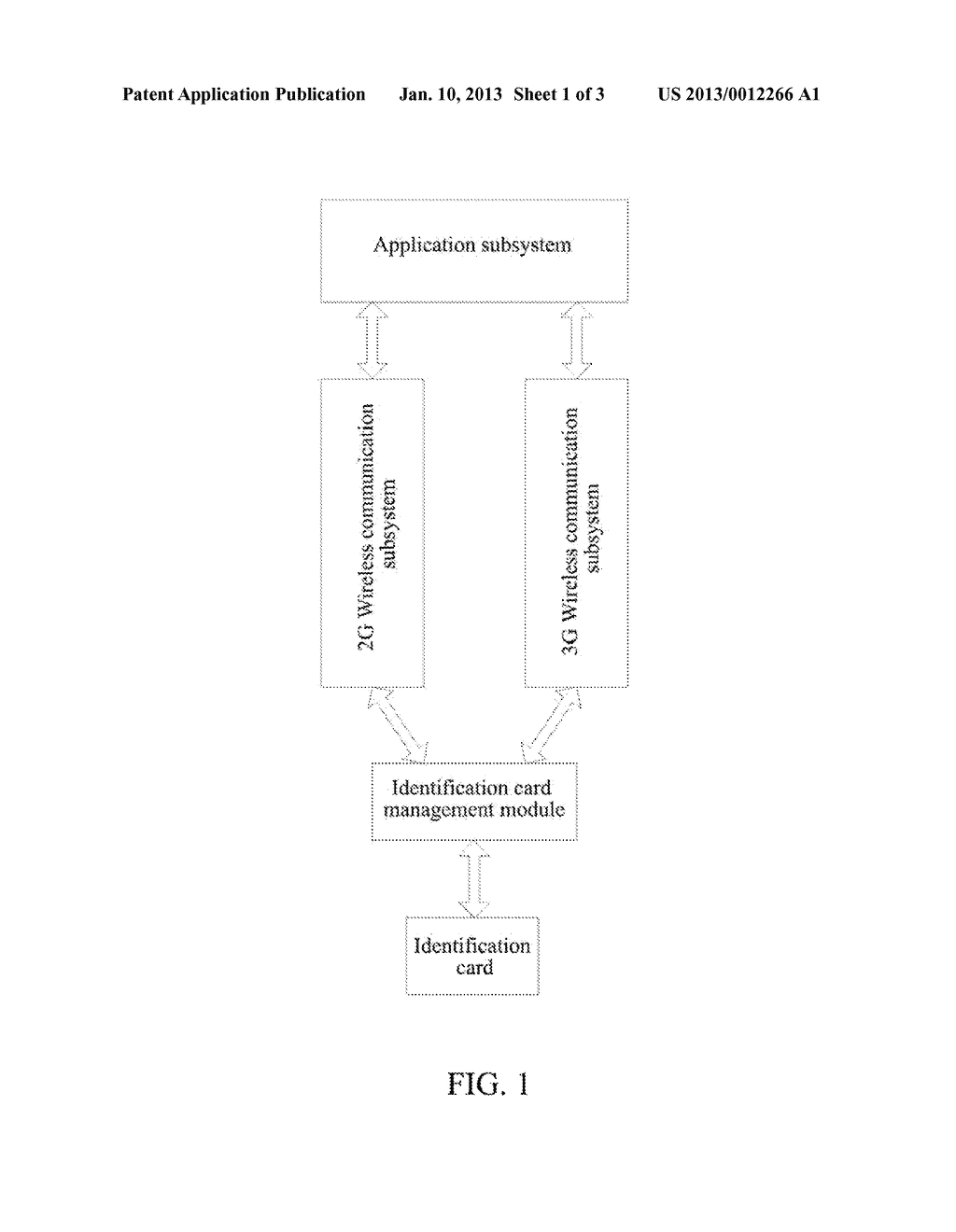 Method and Apparatus for a Dual-Network Terminal to Perform Communication - diagram, schematic, and image 02