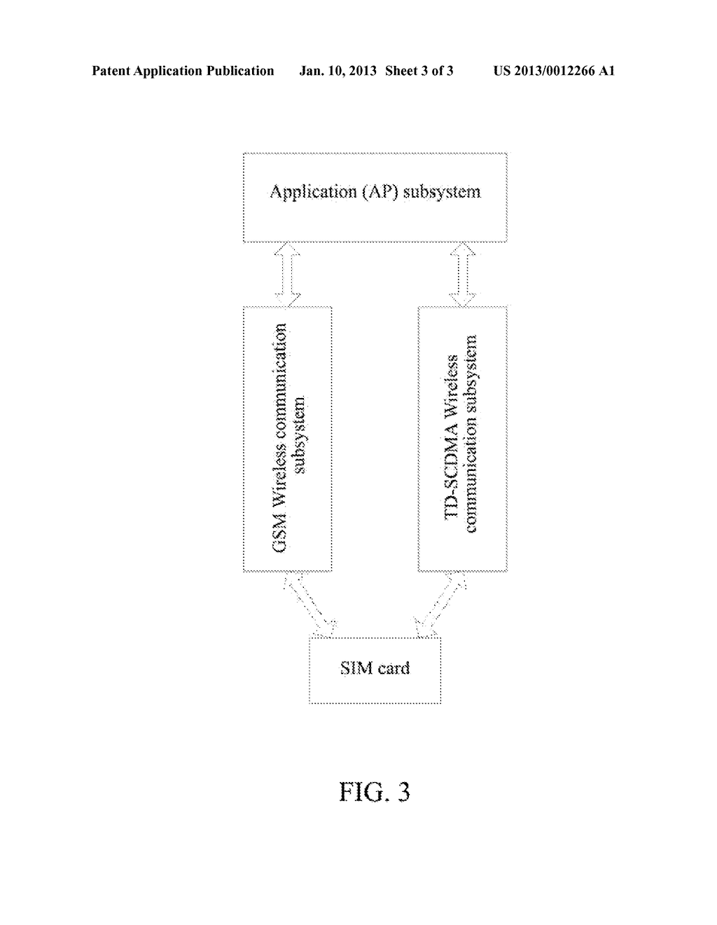 Method and Apparatus for a Dual-Network Terminal to Perform Communication - diagram, schematic, and image 04
