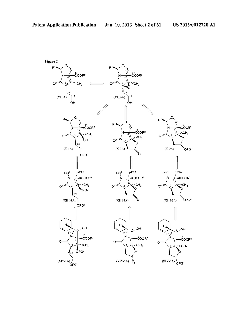 TOTAL SYNTHESIS OF SALINOSPORAMIDE A AND ANALOGS THEREOF - diagram, schematic, and image 03