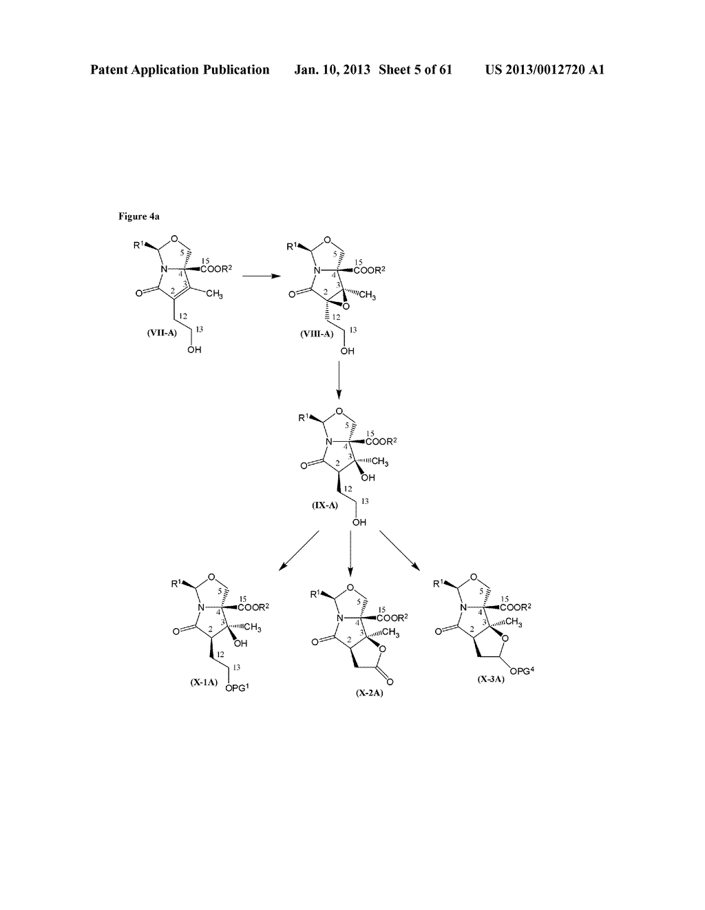 TOTAL SYNTHESIS OF SALINOSPORAMIDE A AND ANALOGS THEREOF - diagram, schematic, and image 06