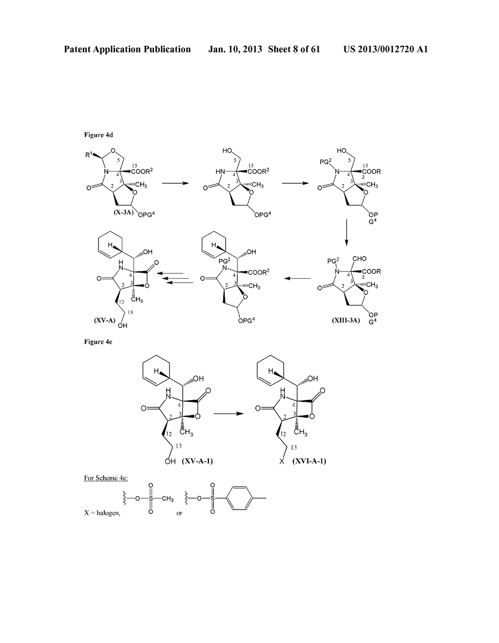 TOTAL SYNTHESIS OF SALINOSPORAMIDE A AND ANALOGS THEREOF - diagram, schematic, and image 09