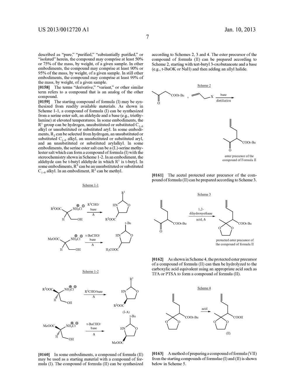 TOTAL SYNTHESIS OF SALINOSPORAMIDE A AND ANALOGS THEREOF - diagram, schematic, and image 69