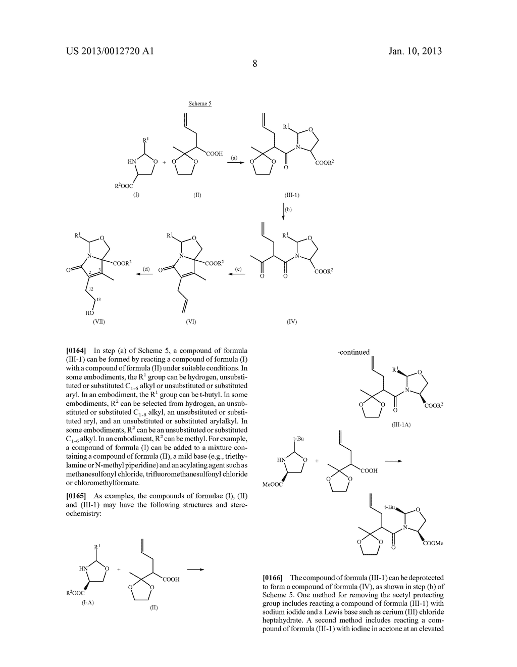 TOTAL SYNTHESIS OF SALINOSPORAMIDE A AND ANALOGS THEREOF - diagram, schematic, and image 70