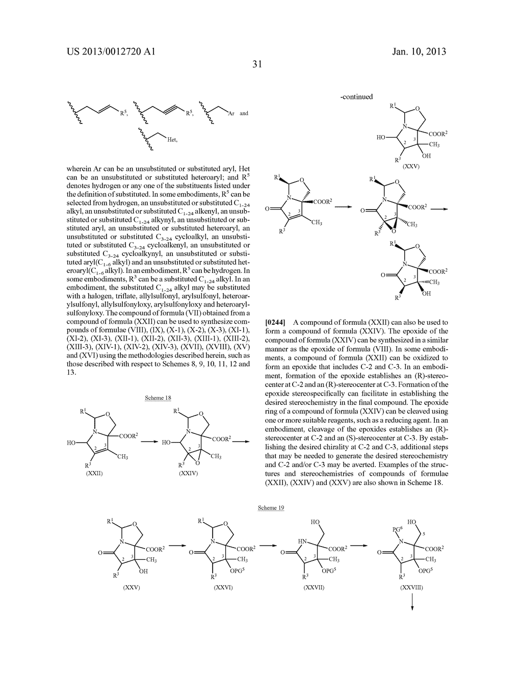 TOTAL SYNTHESIS OF SALINOSPORAMIDE A AND ANALOGS THEREOF - diagram, schematic, and image 93
