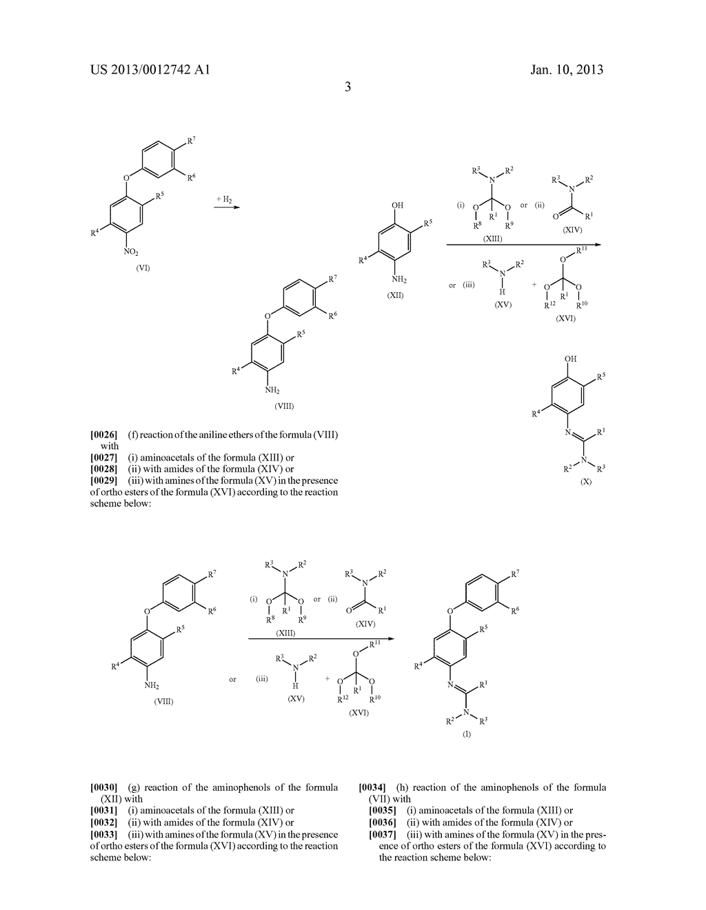 4-CYCLOALKYL OR 4-SUBSTITUTED PHENOXYPHENYLAMIDINES AND USE THEREOF AS     FUNGICIDES - diagram, schematic, and image 04