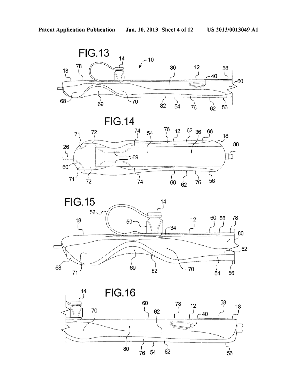 CONTROL HANDLE FOR SELF-EXPANDABLE MEDICAL DEVICES - diagram, schematic, and image 05
