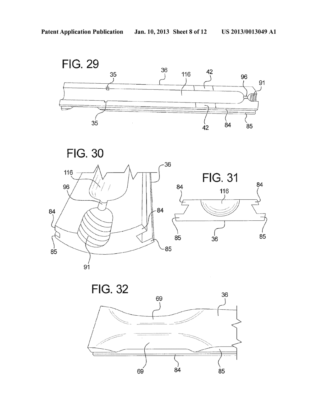 CONTROL HANDLE FOR SELF-EXPANDABLE MEDICAL DEVICES - diagram, schematic, and image 09