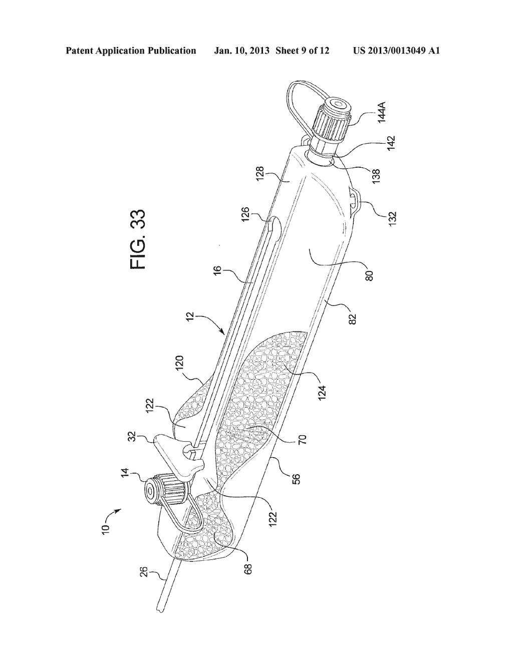 CONTROL HANDLE FOR SELF-EXPANDABLE MEDICAL DEVICES - diagram, schematic, and image 10