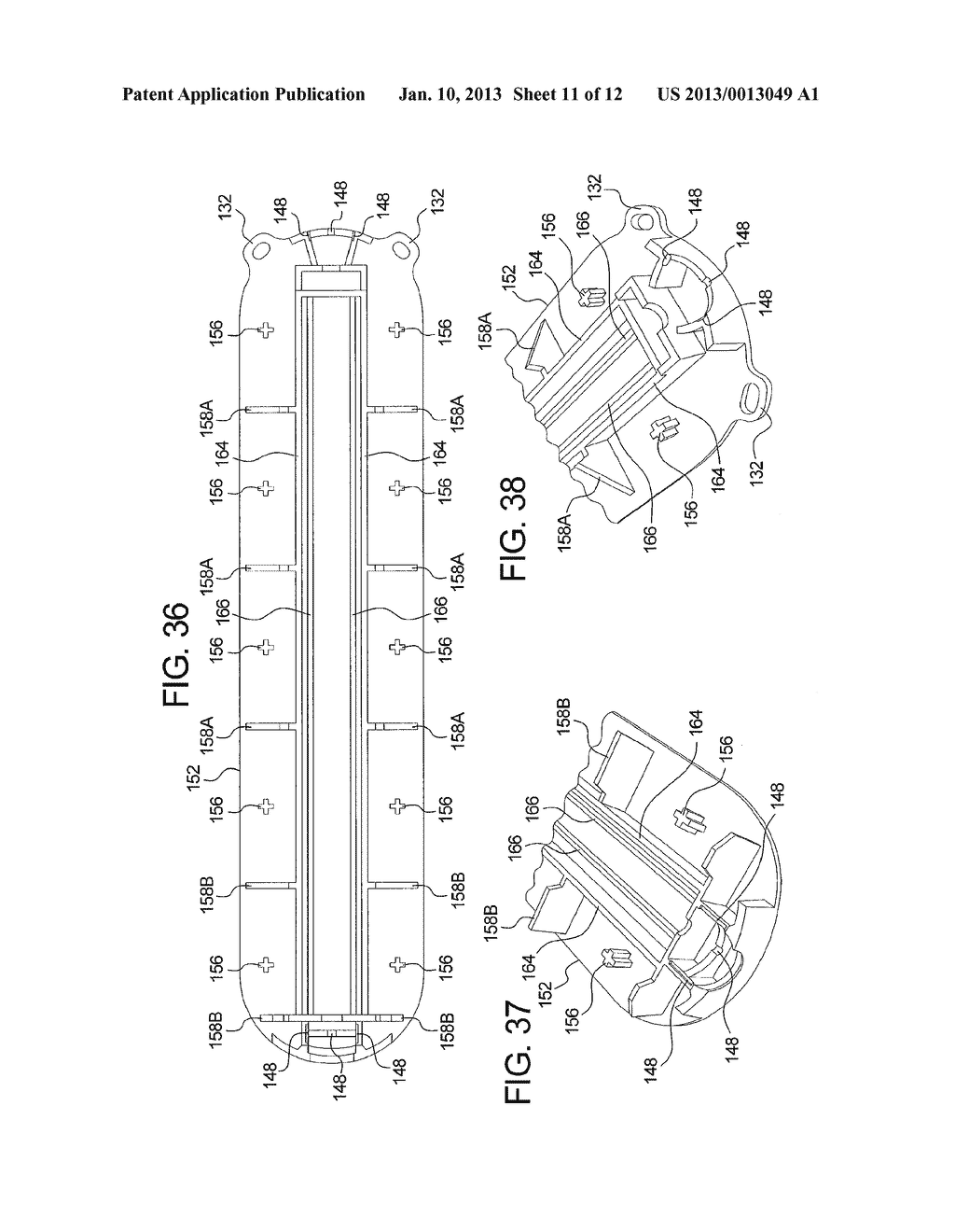 CONTROL HANDLE FOR SELF-EXPANDABLE MEDICAL DEVICES - diagram, schematic, and image 12