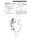 Transcutaneous Joint Unloading Device and Method diagram and image