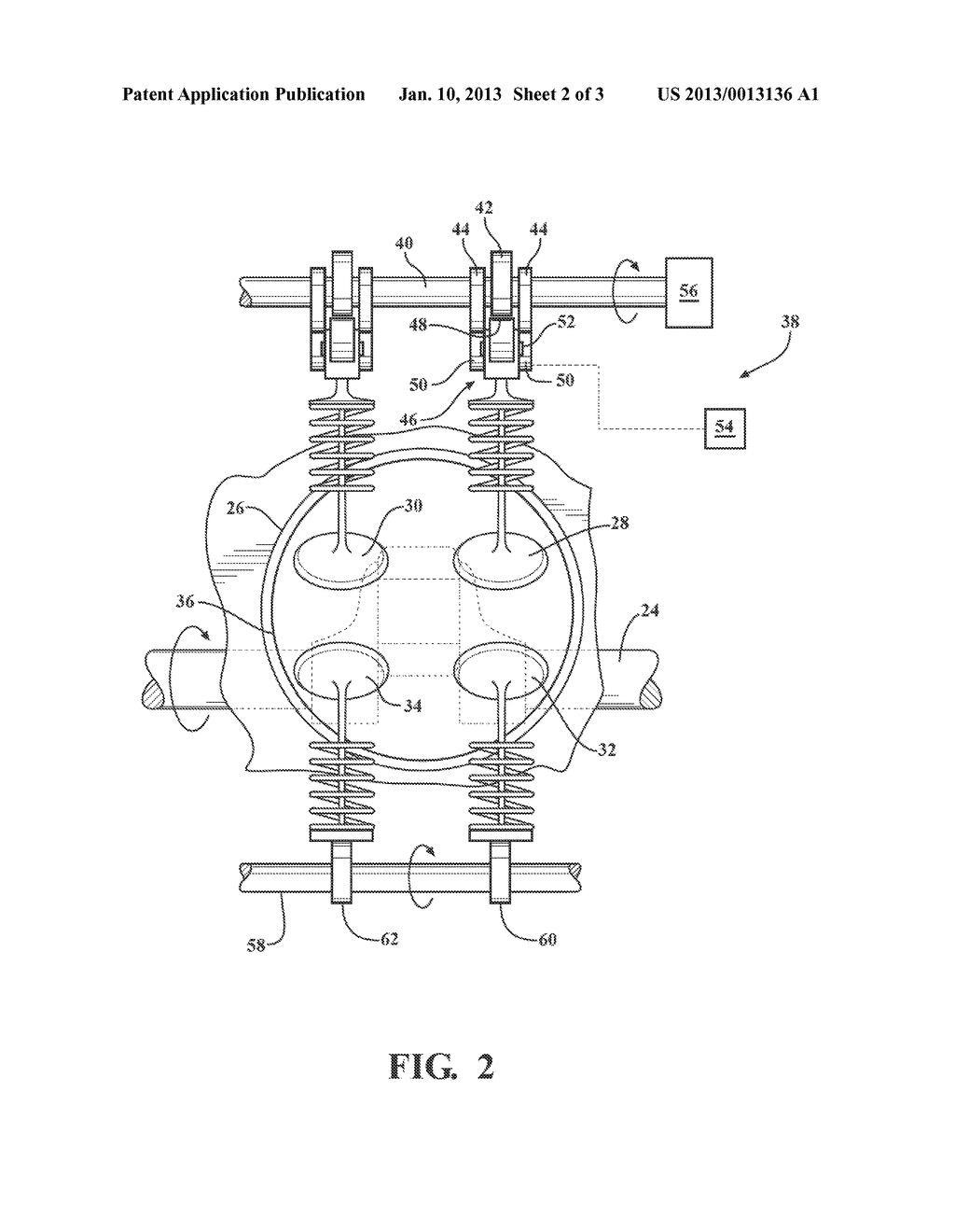 SYSTEM AND METHOD FOR INCREASING OPERATING EFFICIENCY OF A HYBRID VEHICLE - diagram, schematic, and image 03