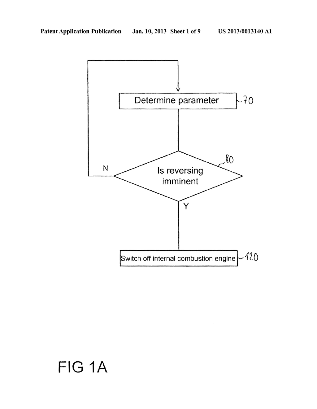 METHOD FOR OPERATING A VEHICLE AND VEHICLE - diagram, schematic, and image 02