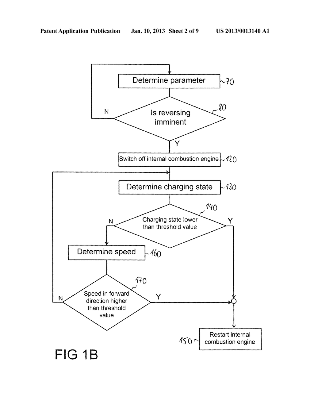 METHOD FOR OPERATING A VEHICLE AND VEHICLE - diagram, schematic, and image 03