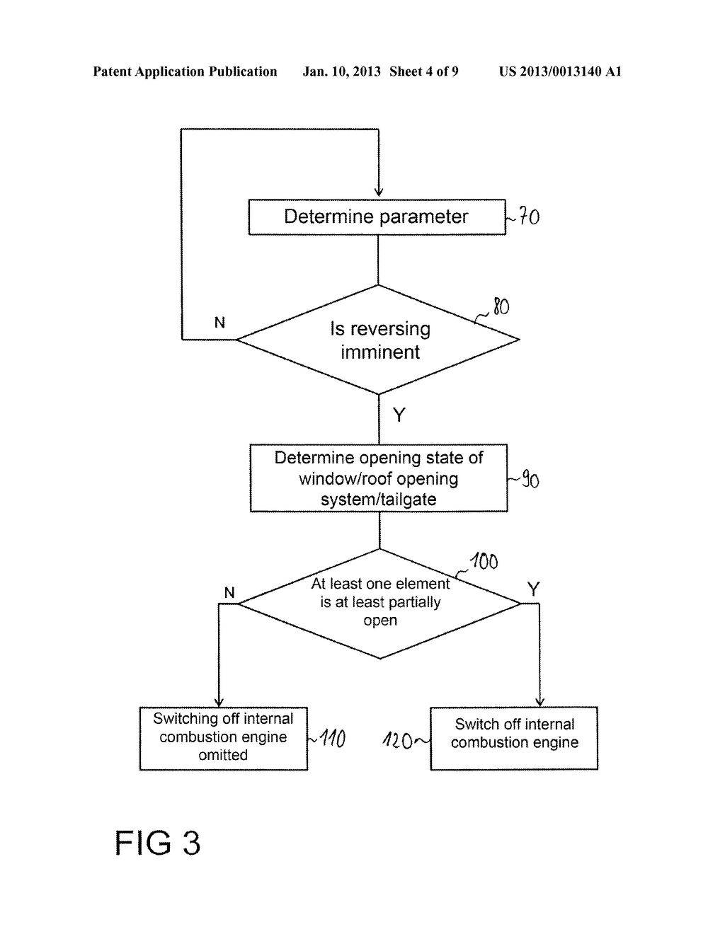 METHOD FOR OPERATING A VEHICLE AND VEHICLE - diagram, schematic, and image 05