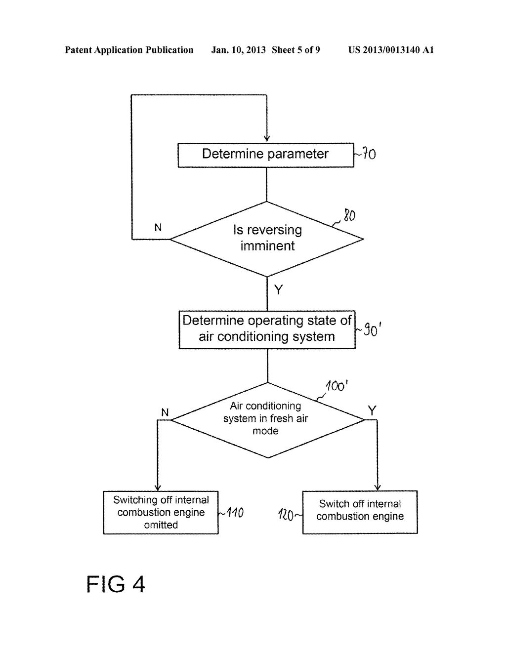 METHOD FOR OPERATING A VEHICLE AND VEHICLE - diagram, schematic, and image 06