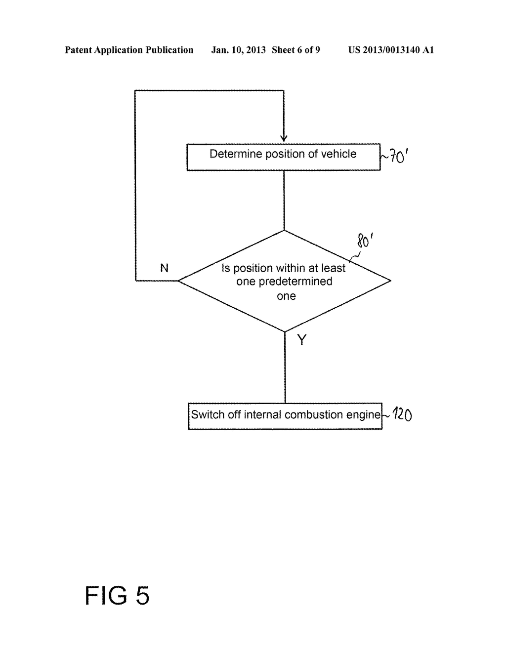 METHOD FOR OPERATING A VEHICLE AND VEHICLE - diagram, schematic, and image 07