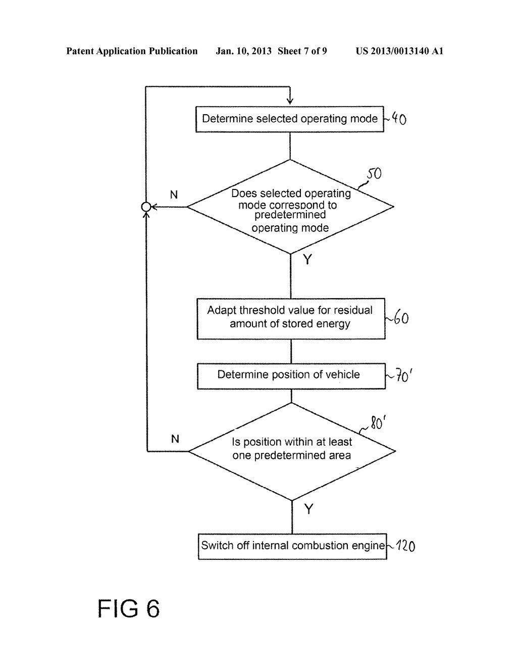 METHOD FOR OPERATING A VEHICLE AND VEHICLE - diagram, schematic, and image 08