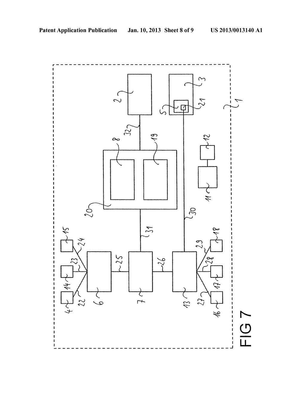METHOD FOR OPERATING A VEHICLE AND VEHICLE - diagram, schematic, and image 09