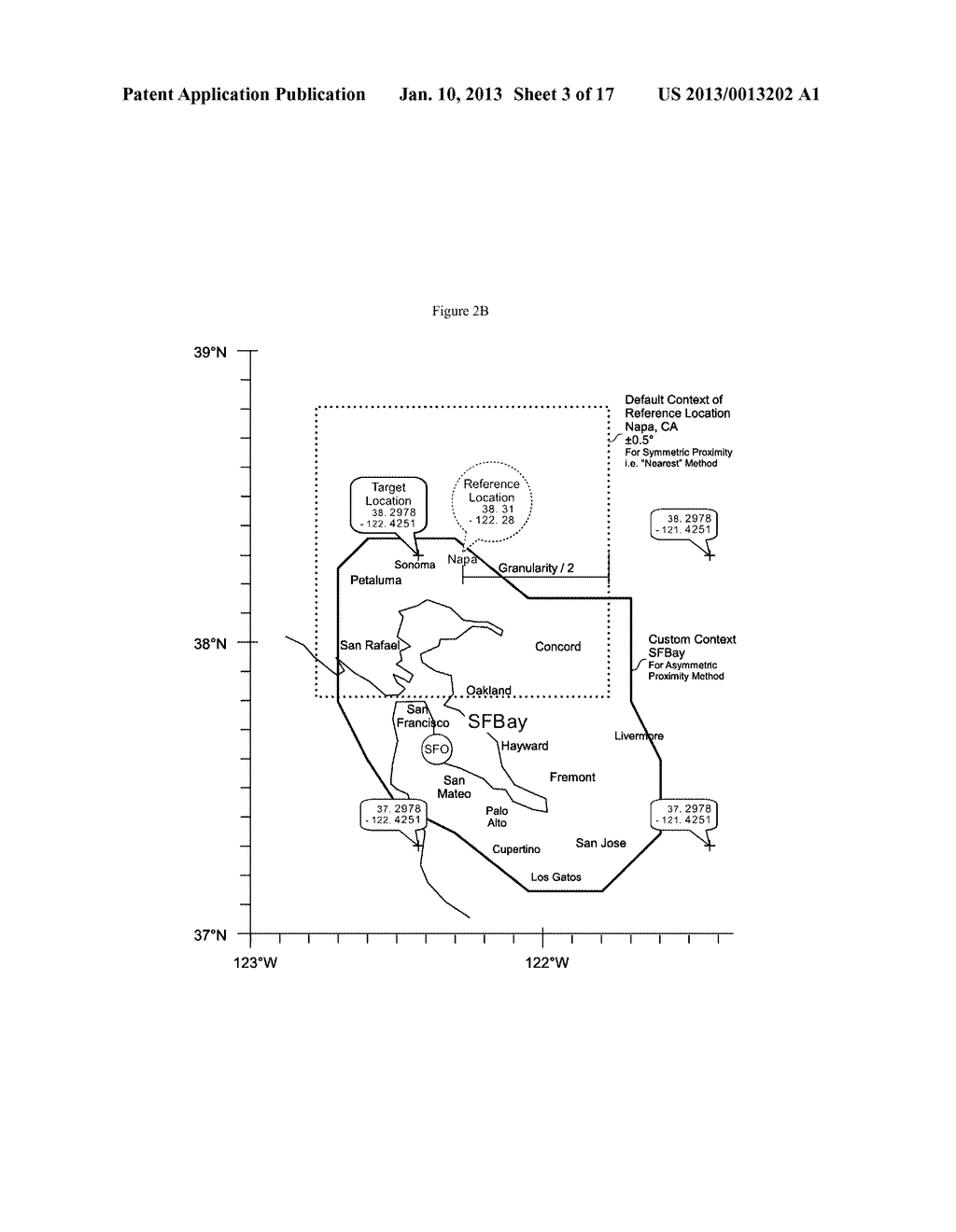 SYSTEM AND METHOD FOR SIMPLIFIED REPRESENTATION OF GEOGRAPHIC ADDRESSES - diagram, schematic, and image 04
