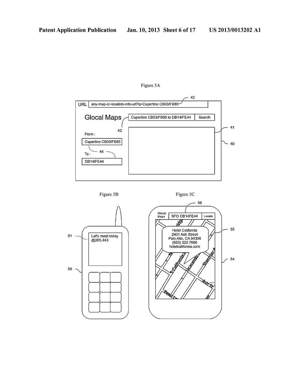 SYSTEM AND METHOD FOR SIMPLIFIED REPRESENTATION OF GEOGRAPHIC ADDRESSES - diagram, schematic, and image 07