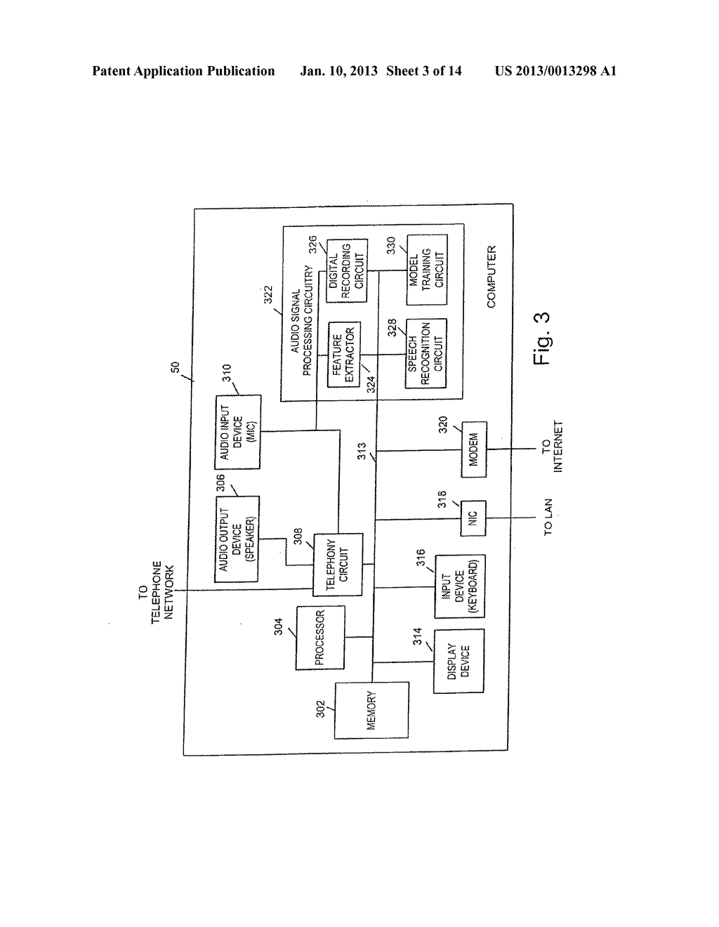 METHODS AND APPARATUS FOR GENERATING, UPDATING AND DISTRIBUTING SPEECH     RECOGNITION MODELS - diagram, schematic, and image 04