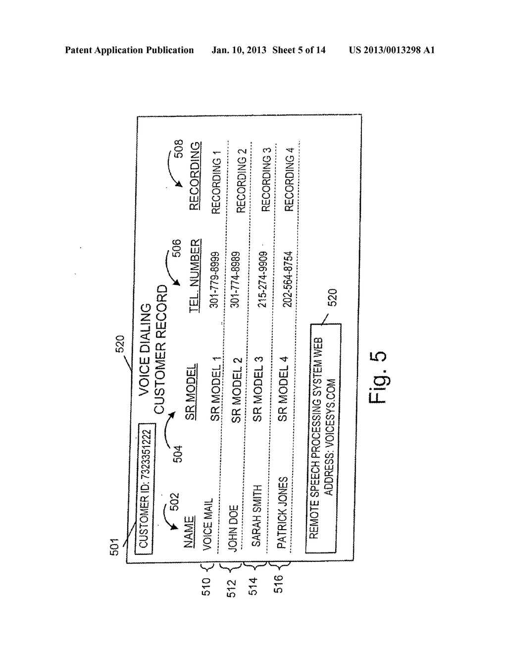 METHODS AND APPARATUS FOR GENERATING, UPDATING AND DISTRIBUTING SPEECH     RECOGNITION MODELS - diagram, schematic, and image 06