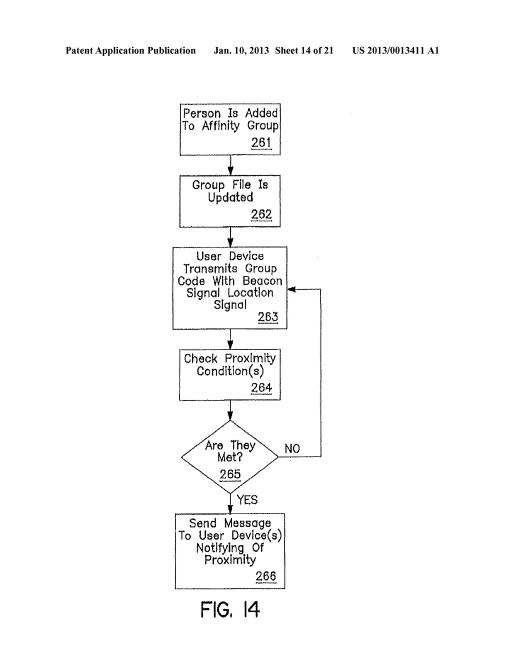 SYSTEM AND METHOD OF ACCESSING AND RECORDING MESSAGES AT COORDINATE WAY     POINTS - diagram, schematic, and image 15