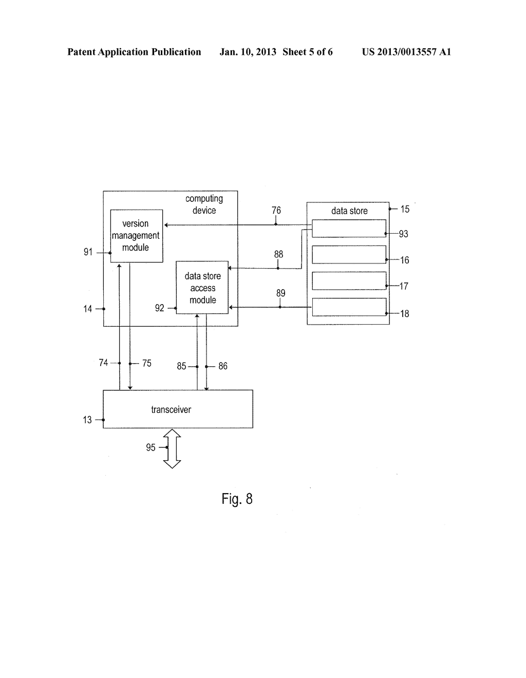 METHOD OF UPDATING A DATABASE OF A NAVIGATION DEVICE AND NAVIGATION DEVICE - diagram, schematic, and image 06