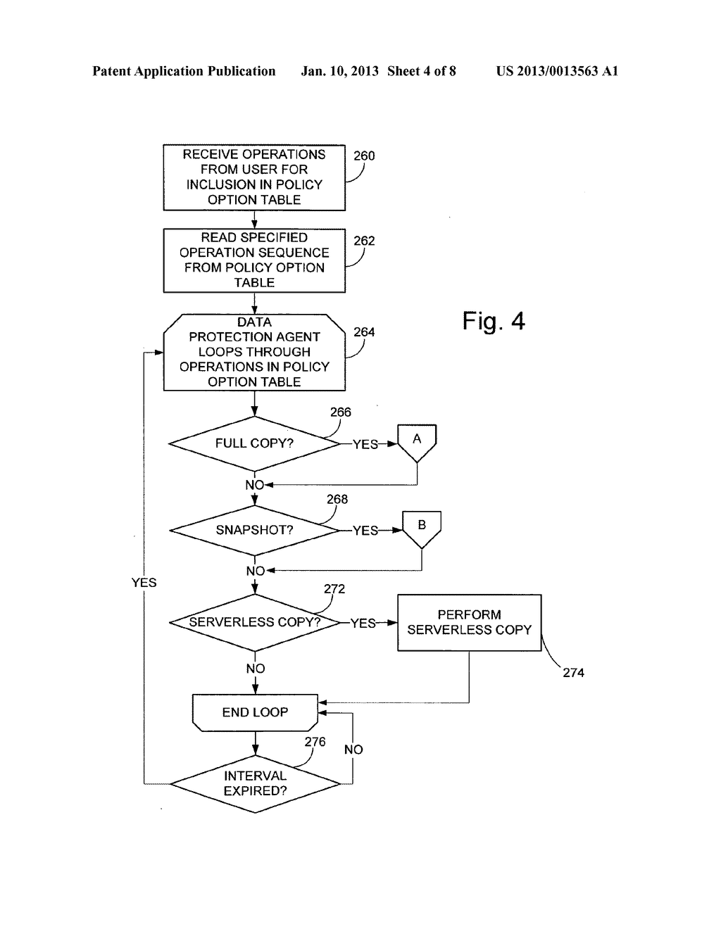 SYSTEM AND METHOD FOR PERFORMING INTEGRATED STORAGE OPERATIONS - diagram, schematic, and image 05