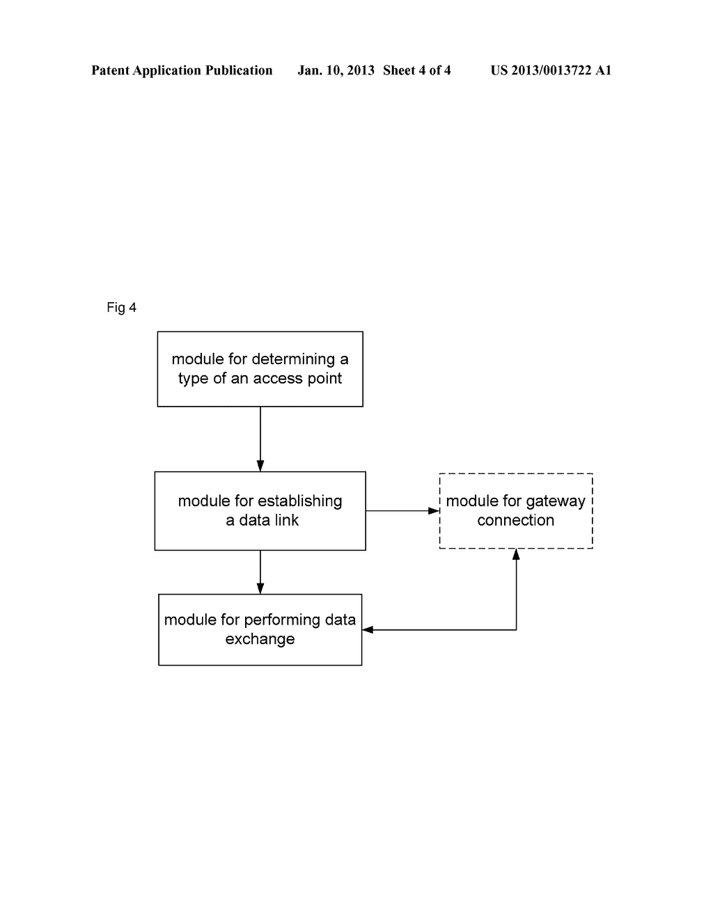 Method for a mobile email client to access to a server, and mobile     terminal thereof - diagram, schematic, and image 05