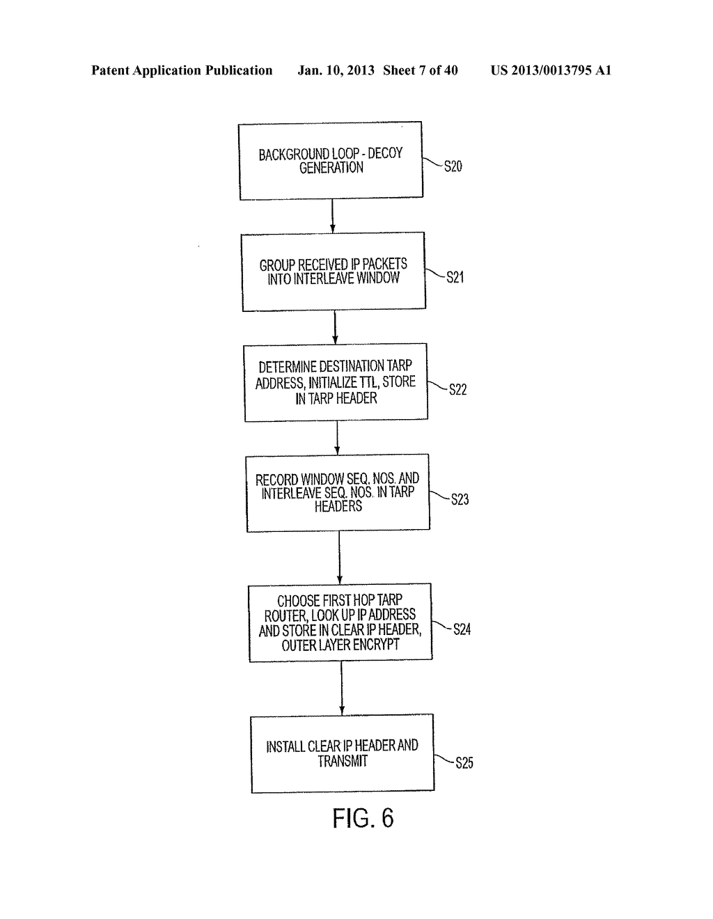 ESTABLISHING SECURE COMMUNICATION LINK BETWEEN COMPUTERS OF VIRTUAL     PRIVATE NETWORK - diagram, schematic, and image 08