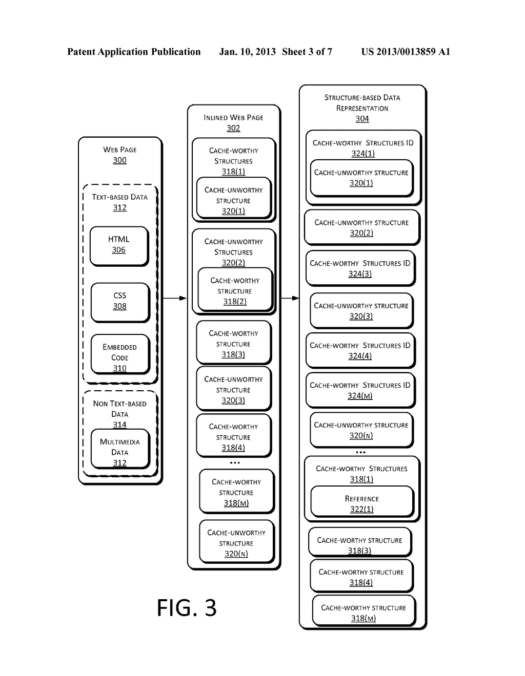 Structure-Based Adaptive Document Caching - diagram, schematic, and image 04