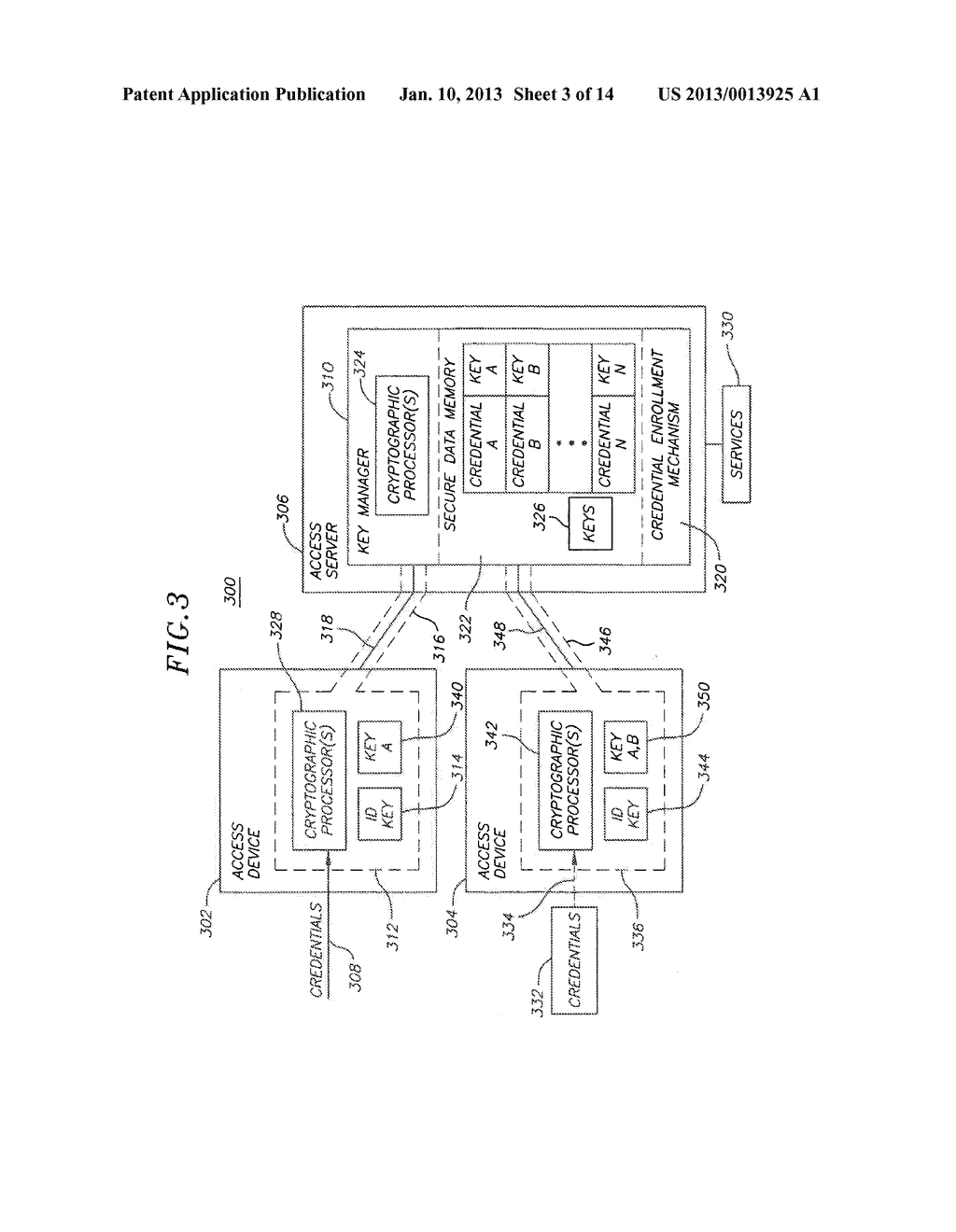 System and Method for Authentication via a Proximate Device - diagram, schematic, and image 04