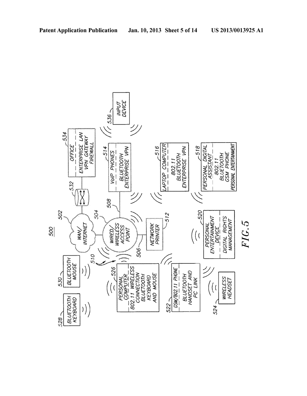 System and Method for Authentication via a Proximate Device - diagram, schematic, and image 06