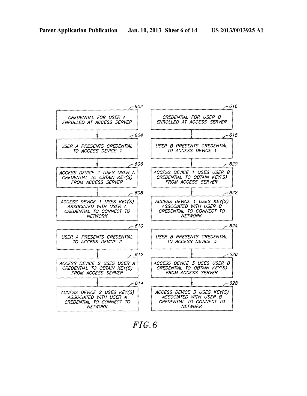 System and Method for Authentication via a Proximate Device - diagram, schematic, and image 07